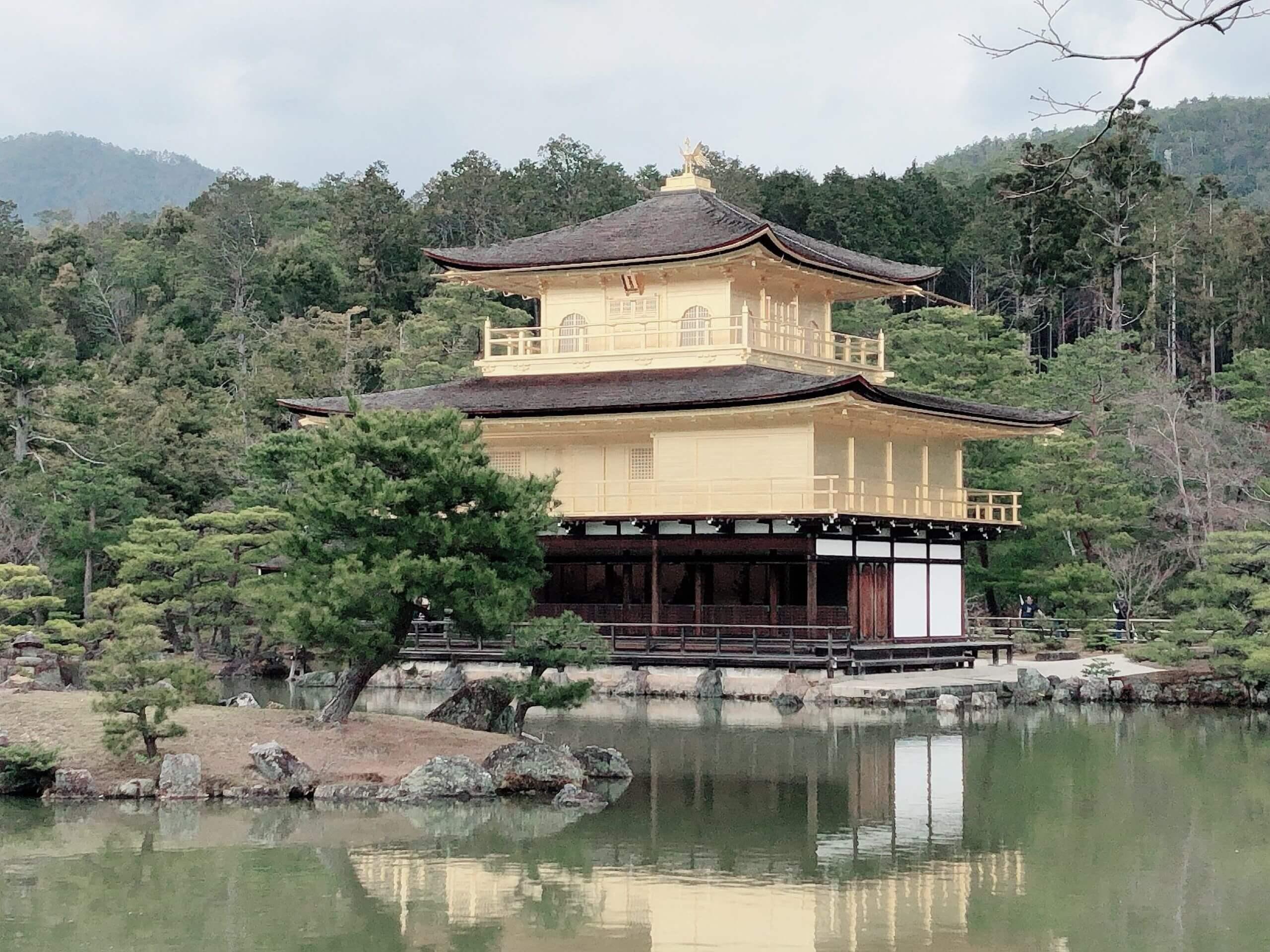 京都_金閣寺