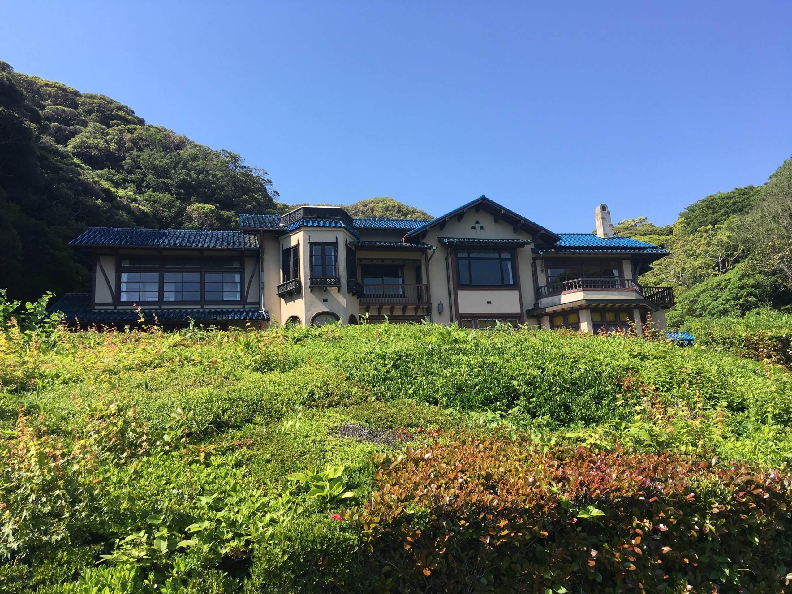 鎌倉_鎌倉文学館