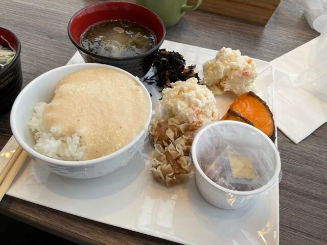 伊豆マリオットホテル修善寺_食べた朝食
